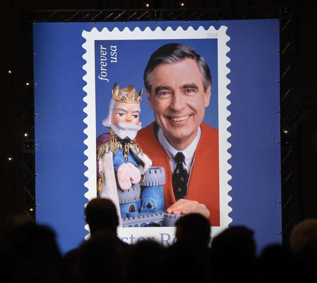 Late Night With Mister Rogers