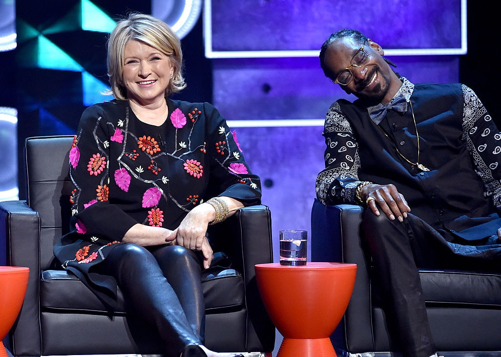 Snoop Dogg and Martha Stewart Re-create Famous 'Titanic' Scene