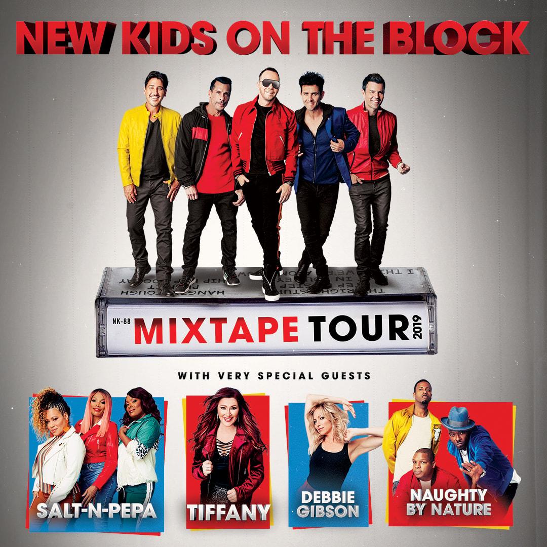 2 @ 2 New Kids On The Block