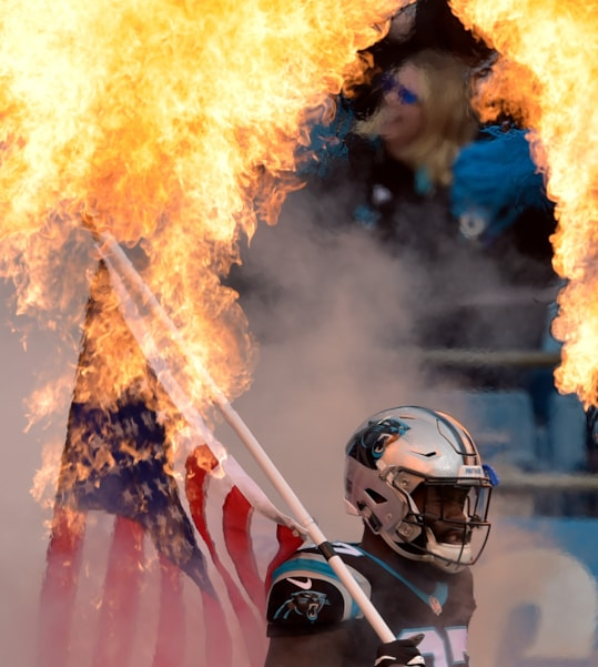 CHARLOTTE, NC - NOVEMBER 04:  James Bradberry #24 of the Carolina Panthers takes the field against the Tampa Bay Buccaneers at Bank of America Stadium on November 4, 2018 in Charlotte, North Carolina.  (Photo by Grant Halverson/Getty Images)