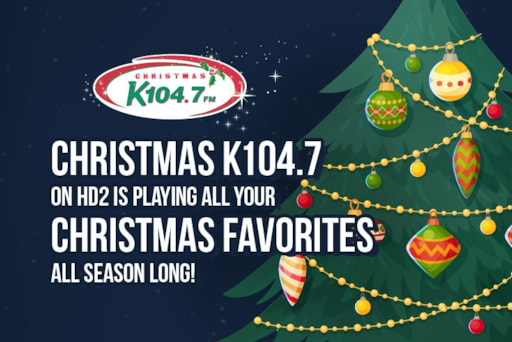 It\'s Christmas Time with K104.7!