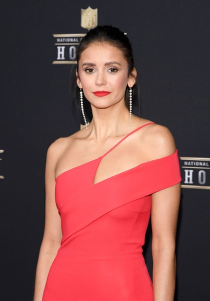 ATLANTA, GEORGIA - FEBRUARY 02: Nina Dobrev attends the 8th Annual NFL Honors at The Fox Theatre on February 02, 2019 in Atlanta, Georgia. (Photo by Jason Kempin/Getty Images)