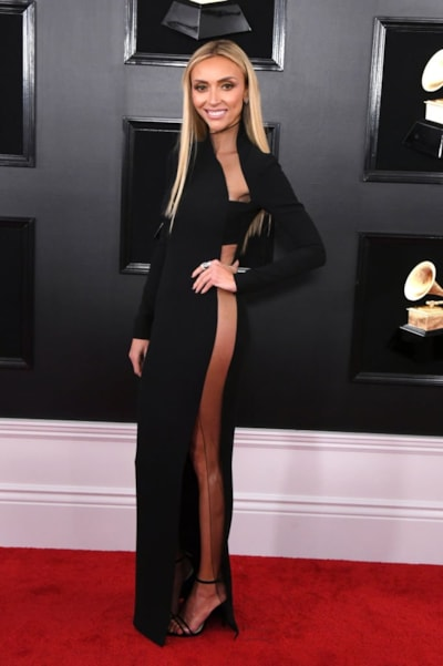 LOS ANGELES, CALIFORNIA - FEBRUARY 10: Giuliana Rancic attends the 61st Annual GRAMMY Awards at Staples Center on February 10, 2019 in Los Angeles, California. (Photo by Jon Kopaloff/Getty Images)