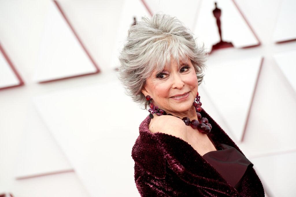 Rita Moreno 2021